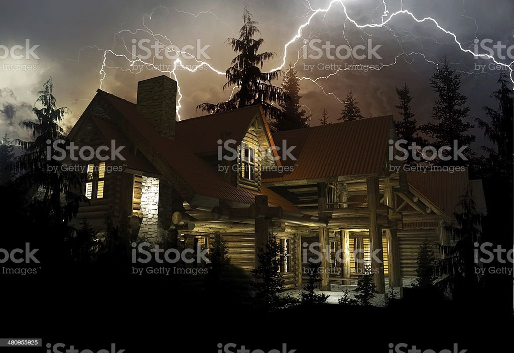 Lightning Home Protection – Foto