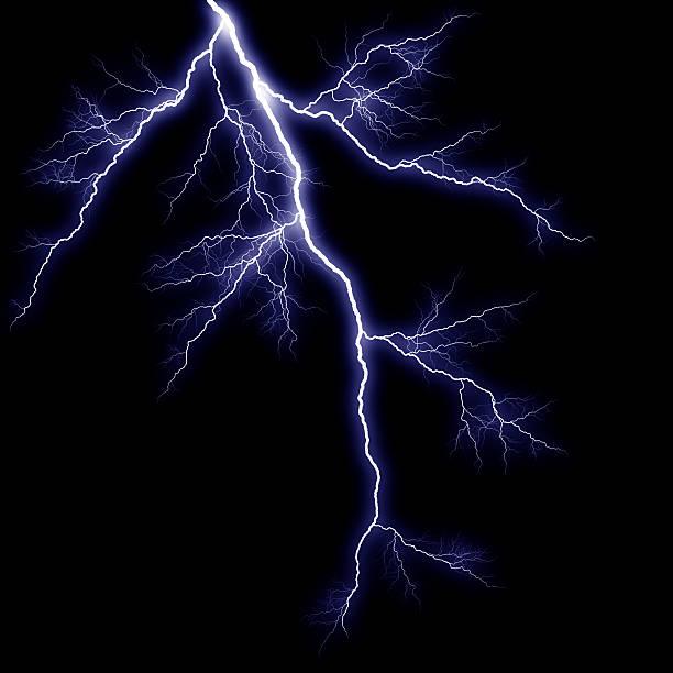 шокирующий - lightning стоковые фото и изображения