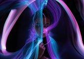 istock lightpainting portrait 1276164021