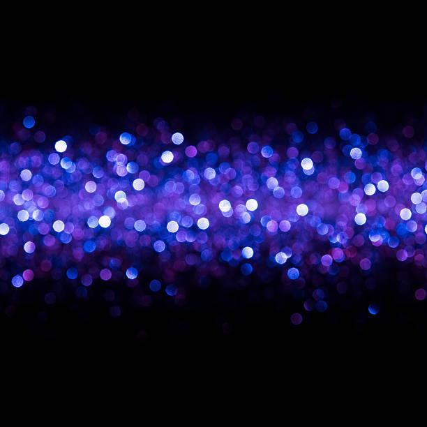 lights background, abstract seamless blur light bokeh, blue pattern - weihnachten de stock-fotos und bilder