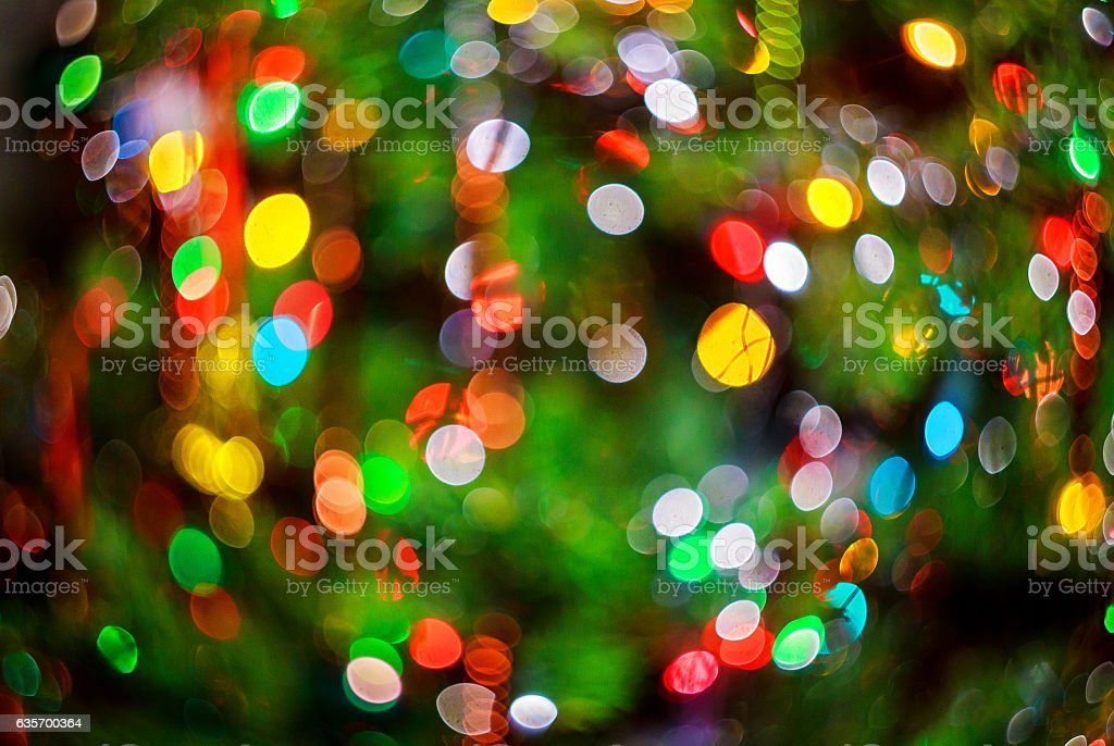Lights blurred bokeh background from christmas night party  design royalty-free stock photo