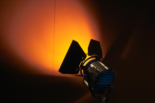 Lights Camera Action 6 Stock Photo - Download Image Now