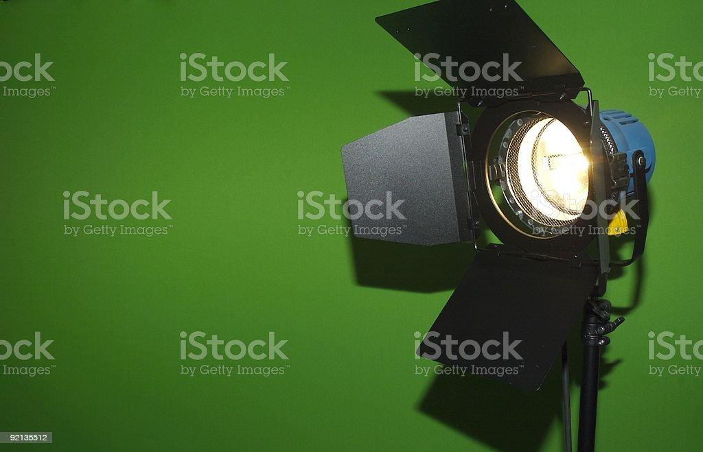 lights, Camera, Action (3) royalty-free stock photo