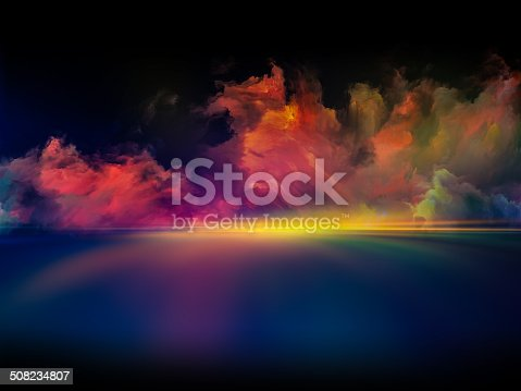 istock Lights of Colors 508234807