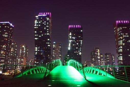 Lights of Songdo