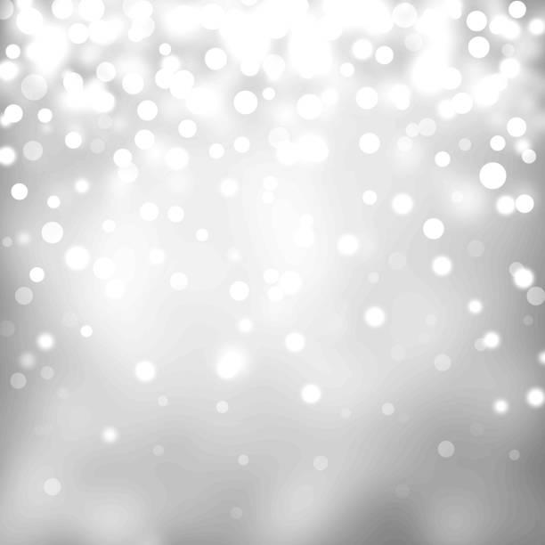 Lights on grey background. stock photo