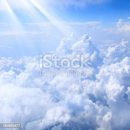 istock lights over clouds 154953477