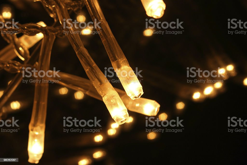 Luci foto stock royalty-free