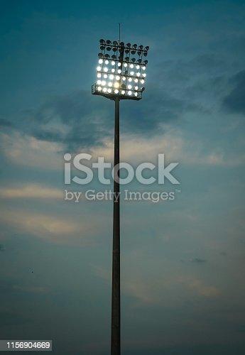 istock Lights tower wide 2 1156904669