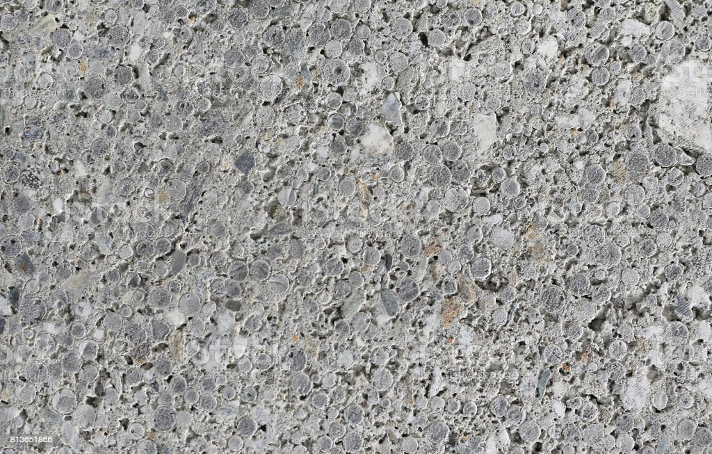 Lightweight Concrete Texture. Polymer Foam Texture. Royalty Free Stock Photo