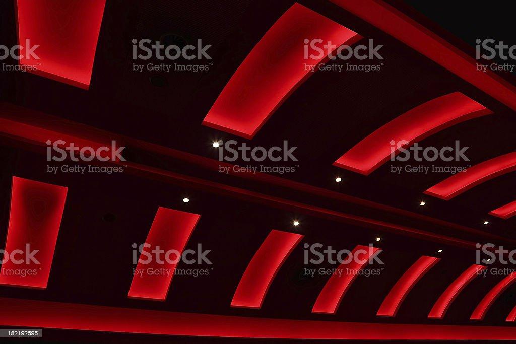 Ligiht Ceiling royalty-free stock photo