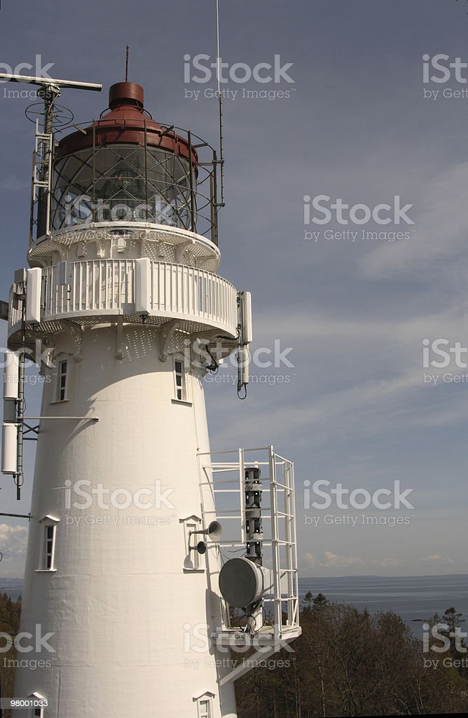 Ligthouse royalty-free stock photo