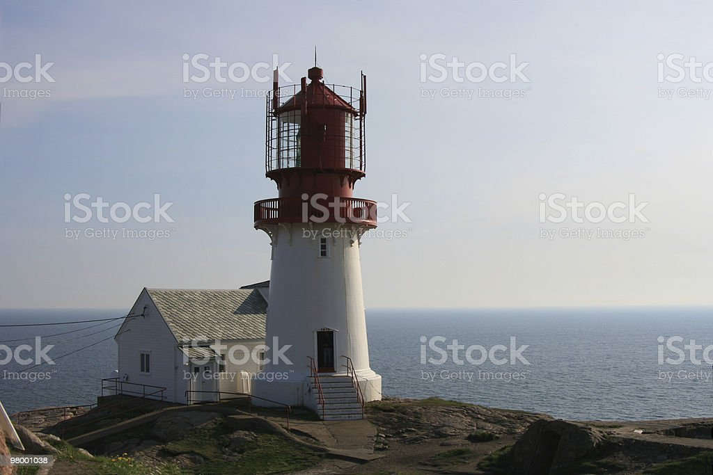 Ligthouse foto royalty-free