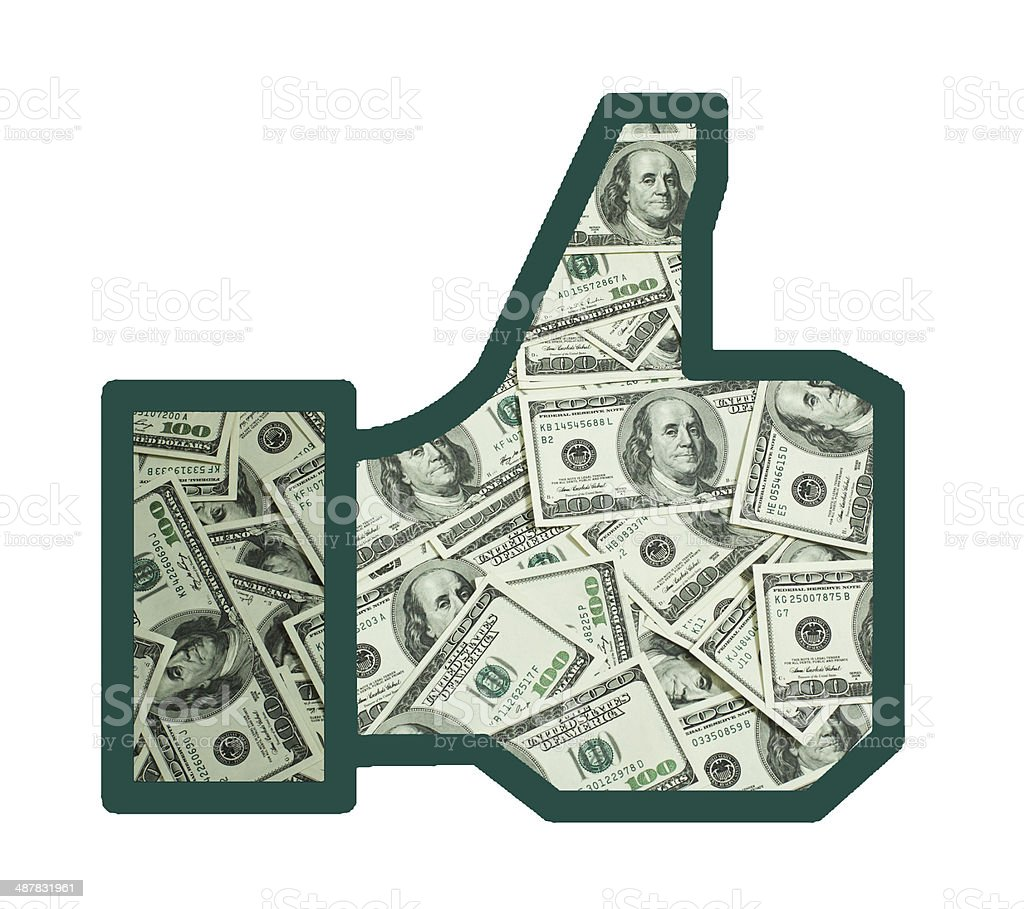 like money​​​ foto