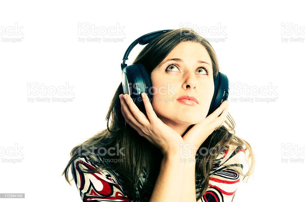 I like music royalty-free stock photo