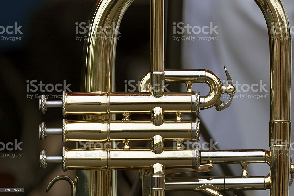 I like playing music royalty-free stock photo