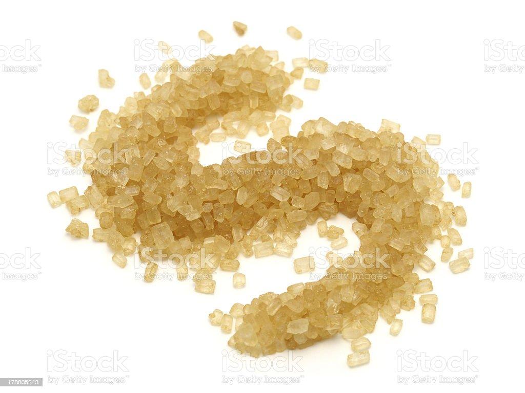 S Like Sugar royalty-free stock photo