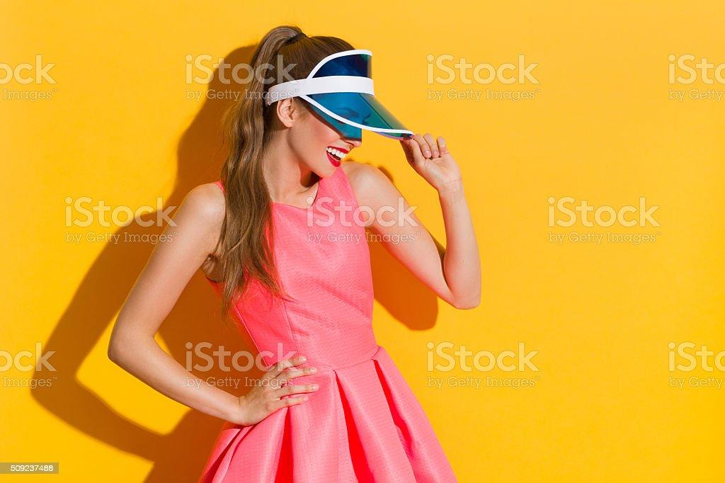 I Like Summer Sun stock photo