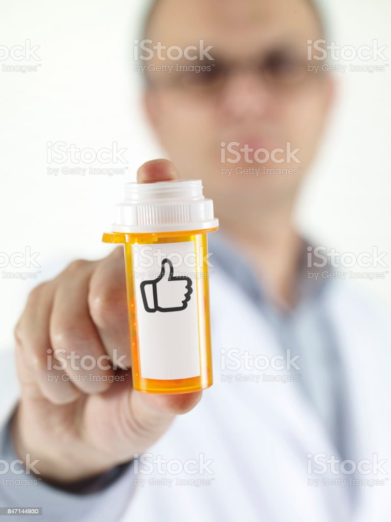 Like the medicine stock photo