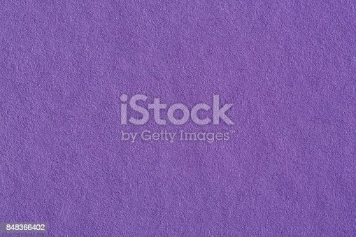 istock Lilac paper background, texture 848366402