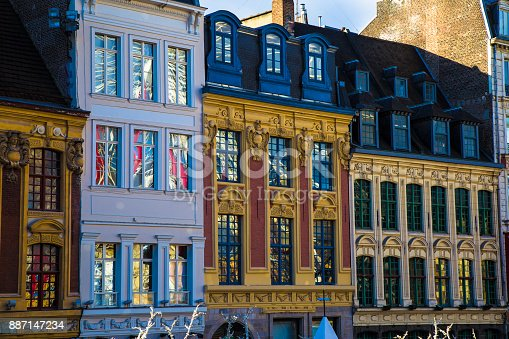 istock Lille France 887147234