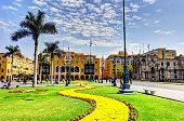 istock Lima, Peru 1152011641