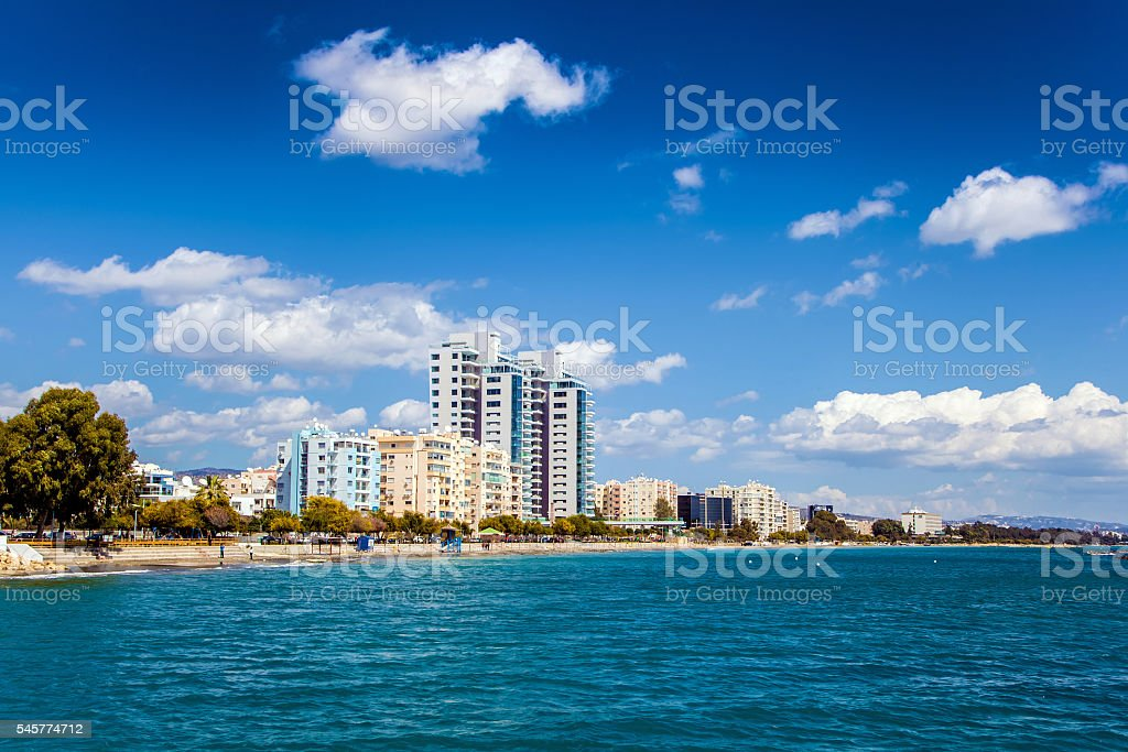 Limassol, Cyprus stock photo
