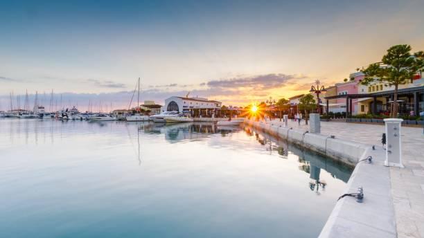 limassol marina, cyprus - cyprus стоковые фото и изображения