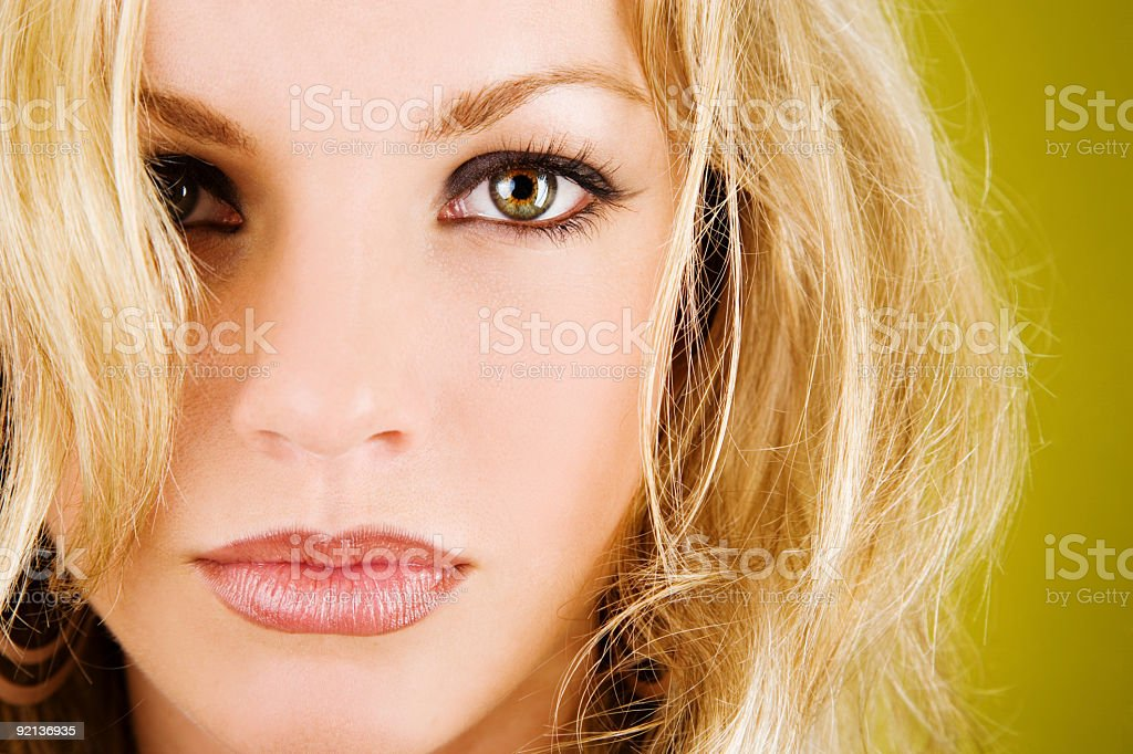 Lime Beauty royalty-free stock photo