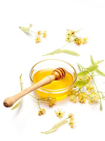 벌 꿀과 라임 꽃 0명에 대한 스톡 사진 및 기타 이미지