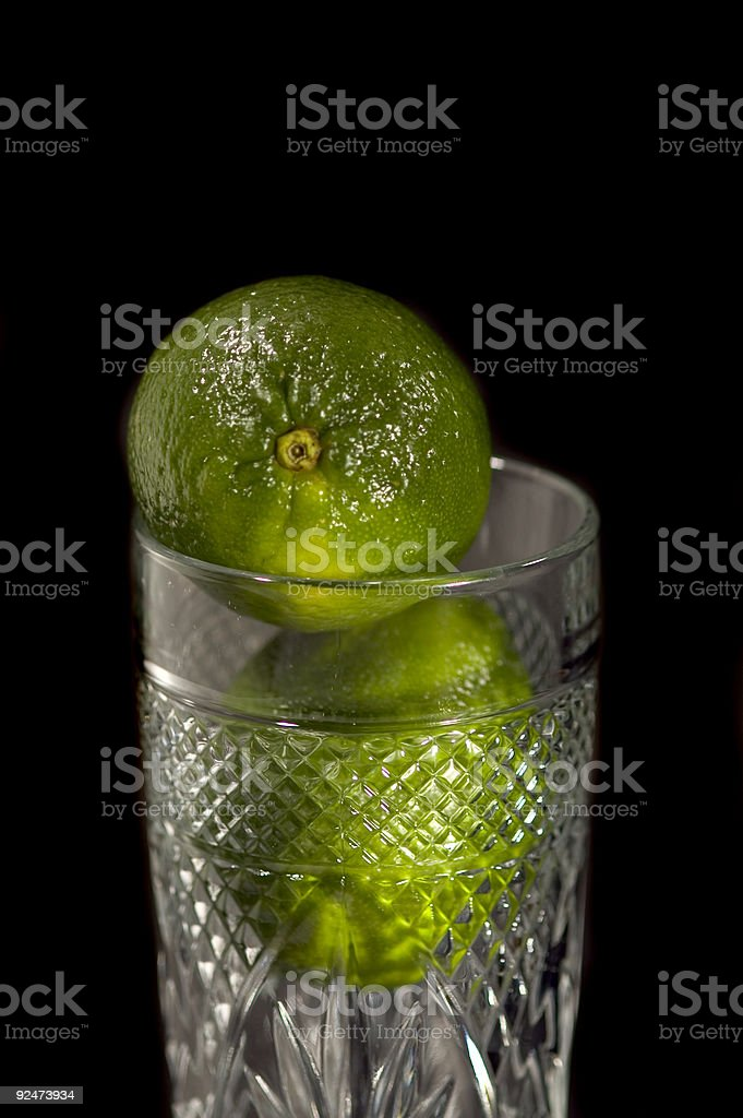 Lime Juice royalty-free stock photo