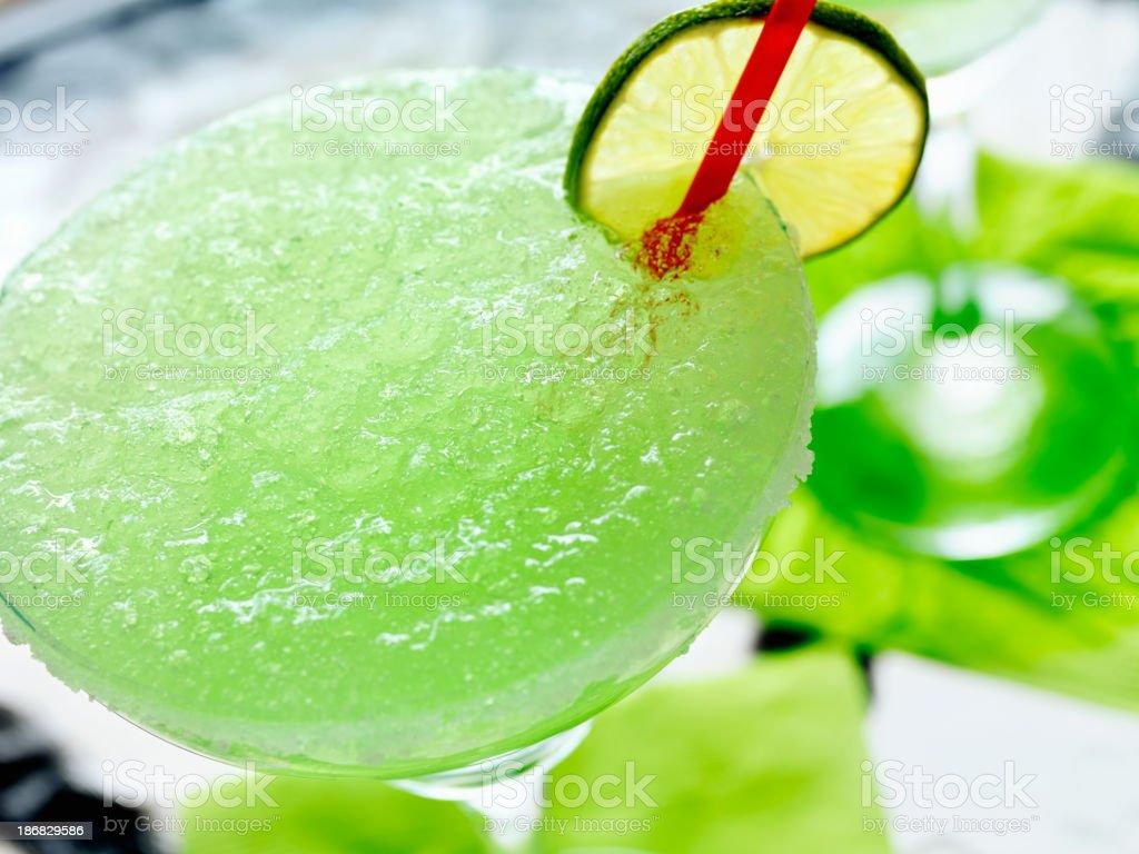 Lime Margarita royalty-free stock photo