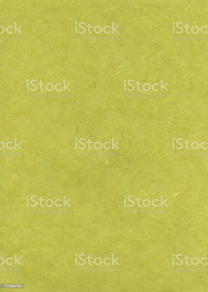 Lime Paper texture XXL royalty-free stock photo