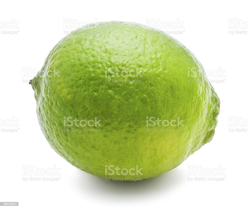 Lime foto stock royalty-free