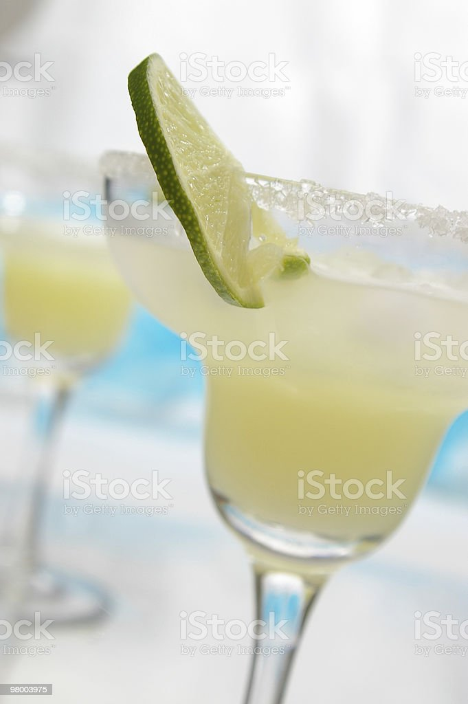 Lime Twist royalty-free stock photo