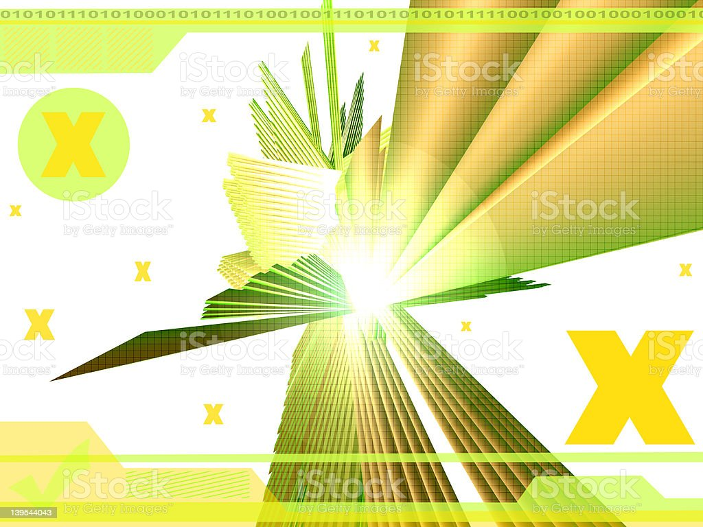 Limeograph royalty-free stock photo