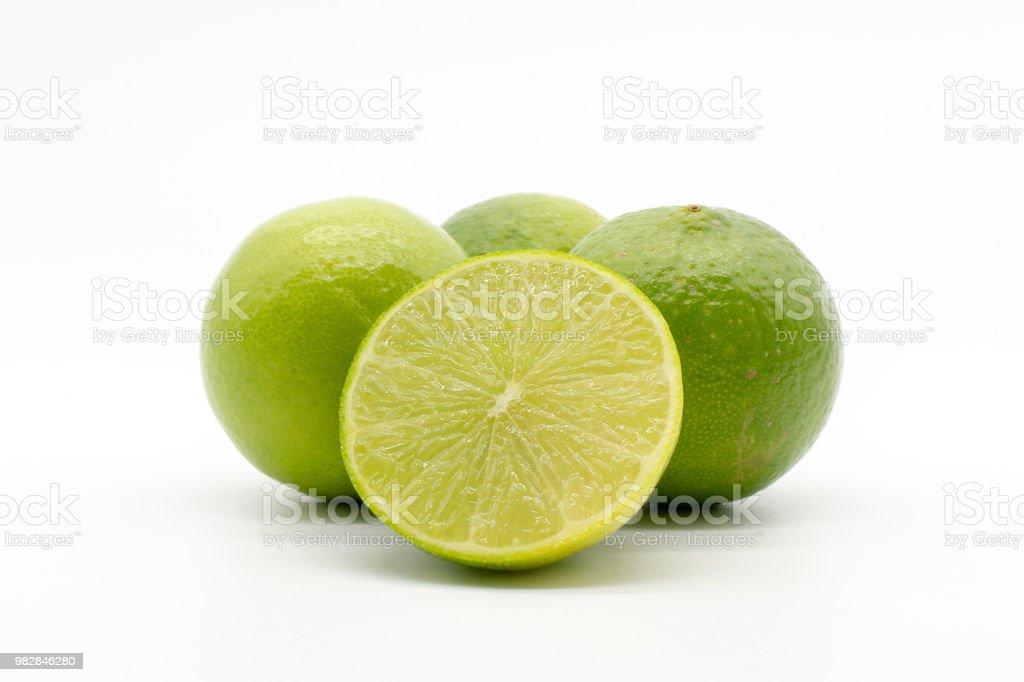 limes stock photo