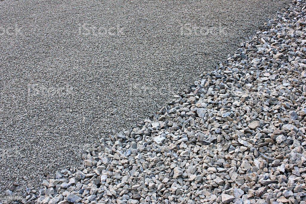 Limestone cave stones background stock photo