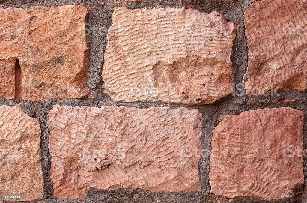 Limestone (Pink) royalty-free stock photo