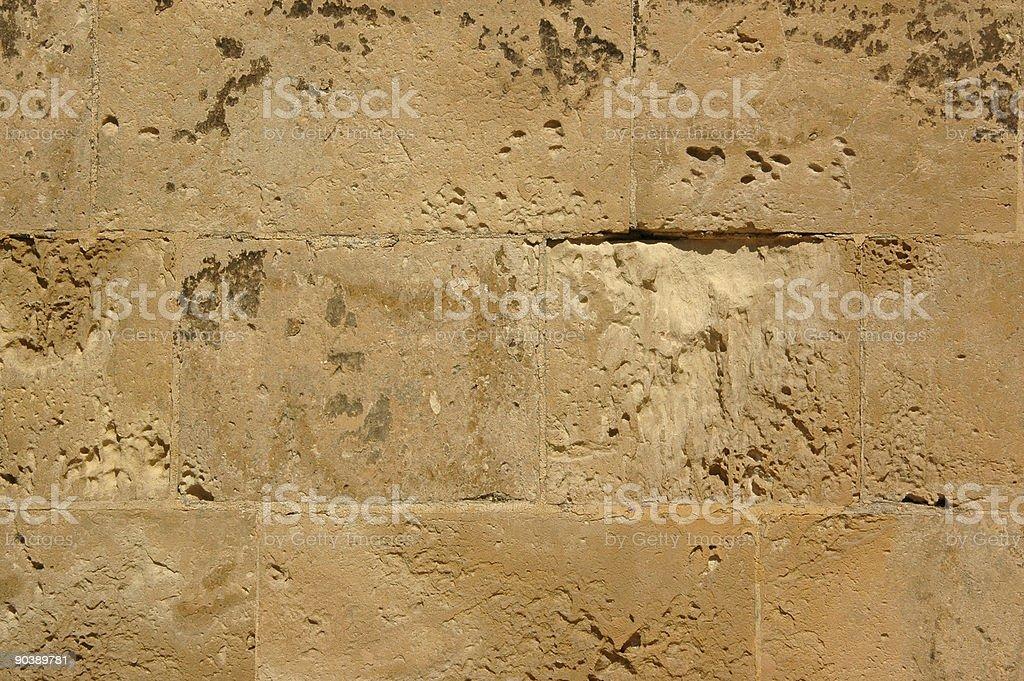 Limestone royalty-free stock photo