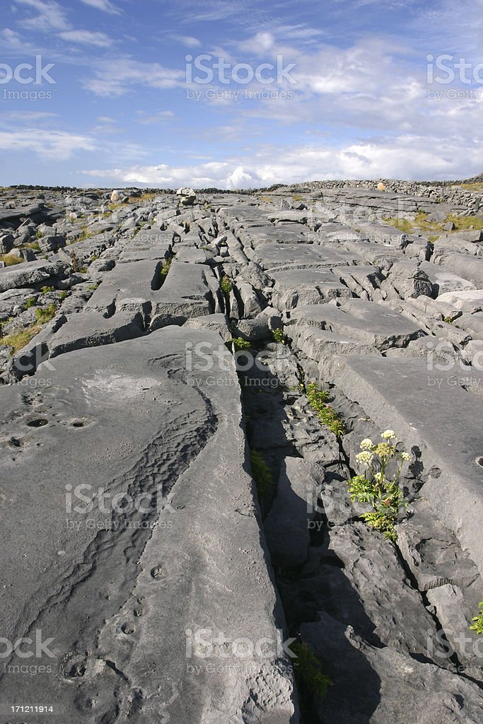 limestone scenery royalty-free stock photo