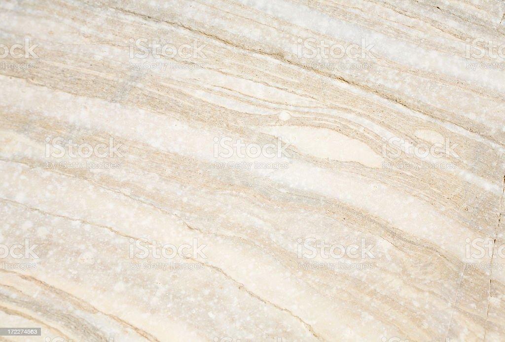 Limestone striations stock photo
