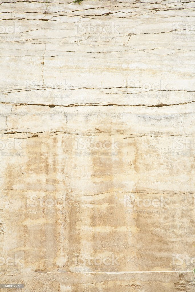 Limestone Surface for Background stock photo