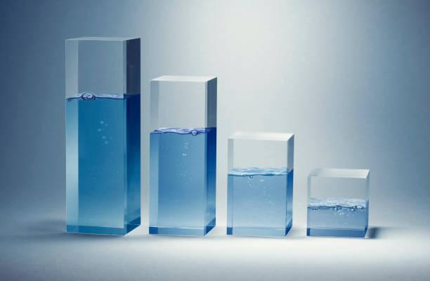 Begrenzte Wasserressource – Foto