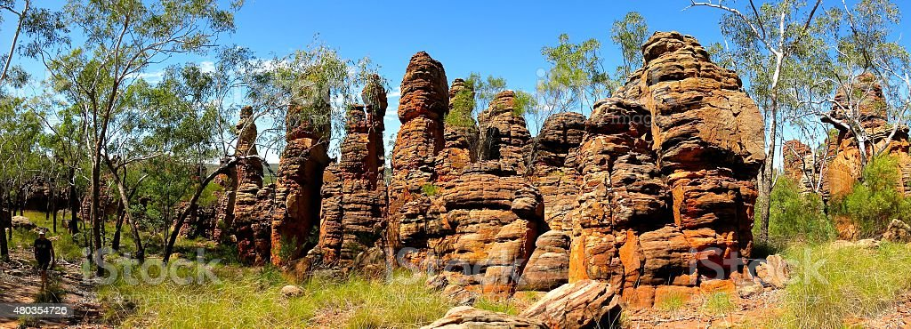 limmen national park, northern territory, australia stock photo