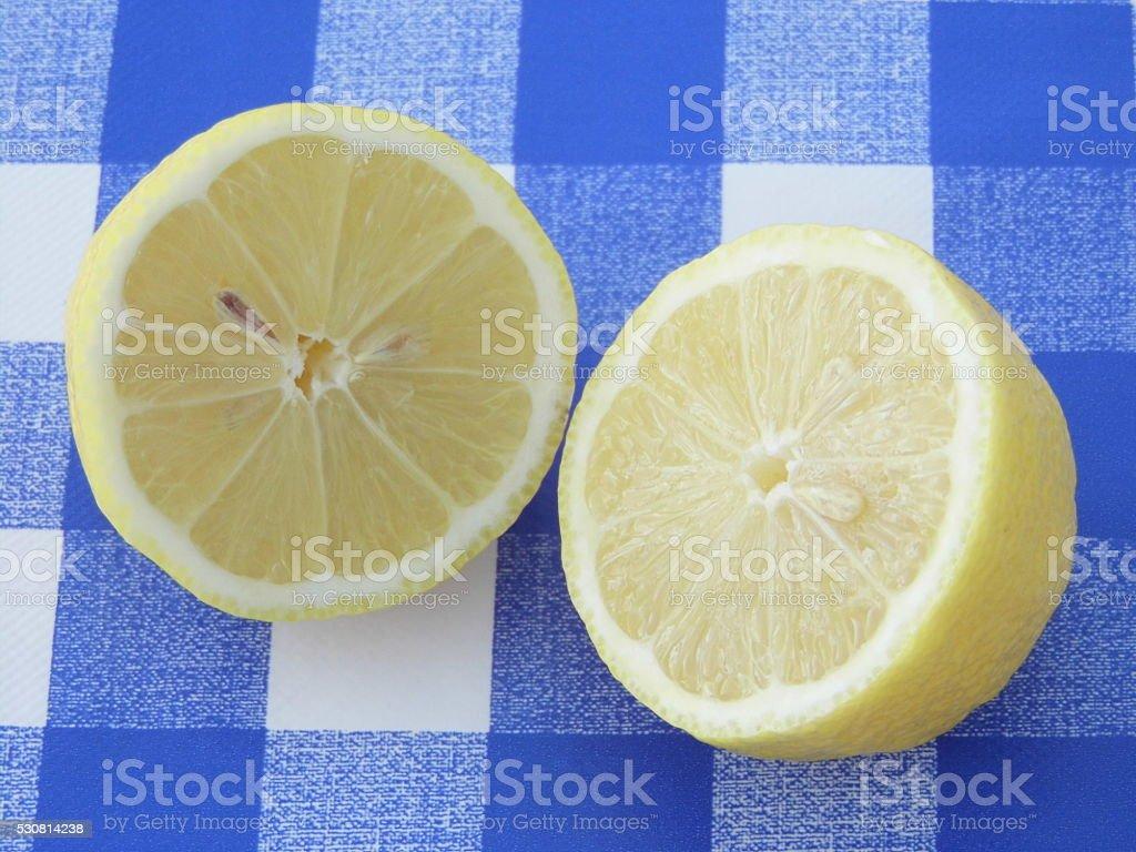 Limón stock photo