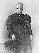 Lina Morgenstern, activist of the bourgeois radical women's movement and pacifist, 1830-1909