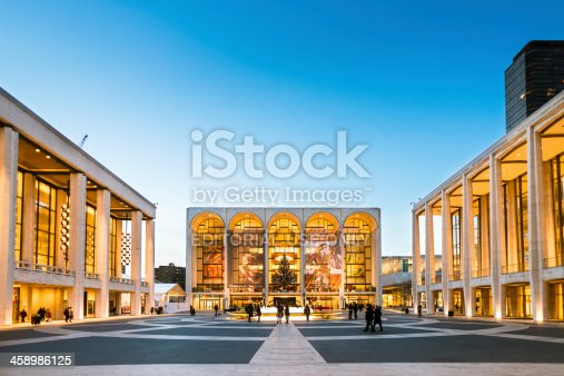 istock Lincoln Center New York 458986125