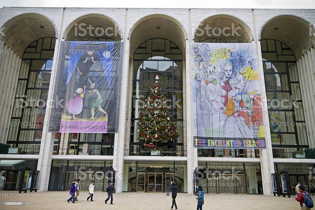 Lincoln Center NYC # 6 XXL stock photo