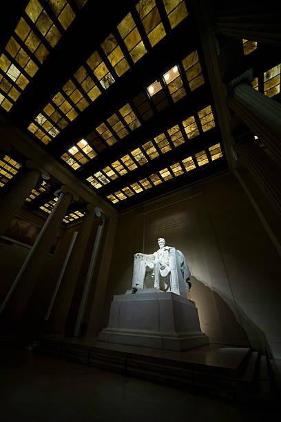 memorial de lincoln - presidents day - fotografias e filmes do acervo